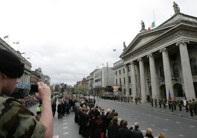 96th Easter 1916 Commemorations