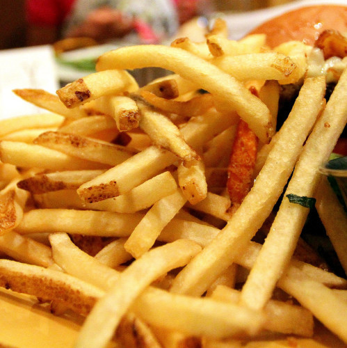 French Fries @ Ten 22