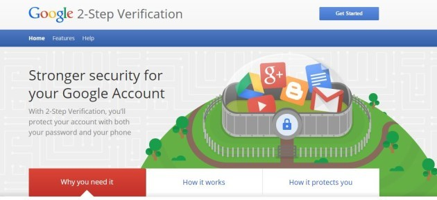 There's a quick and easy way to make your accounts more secure