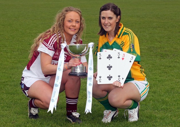 Jenny Rogers and Mairead Stenson