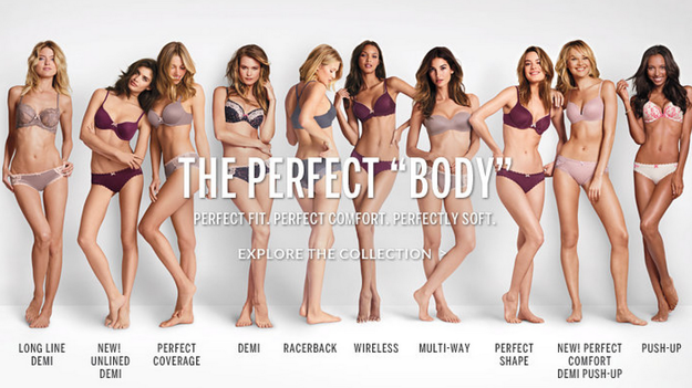 38c0c30487e A lingerie company stopped retouching ads - and its sales soared