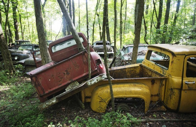 Photos Welcome To Old Car City Usa The World S Largest