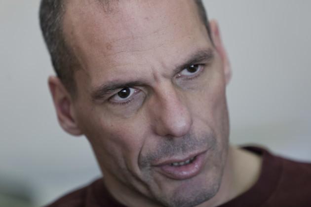 Greece Varoufakis Interview