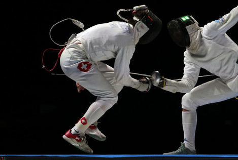 Russia Fencing Worlds