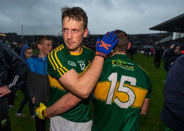 Donnchadh Walsh and James OÕDonoghue