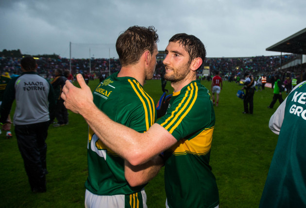 Donnchadh Walsh and Killian Young