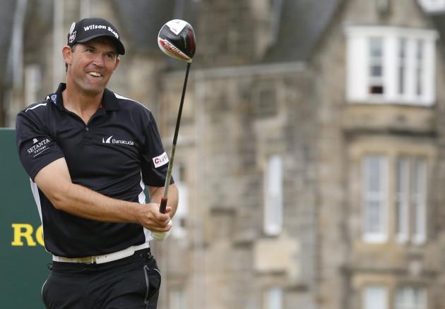 Britain Open Golf