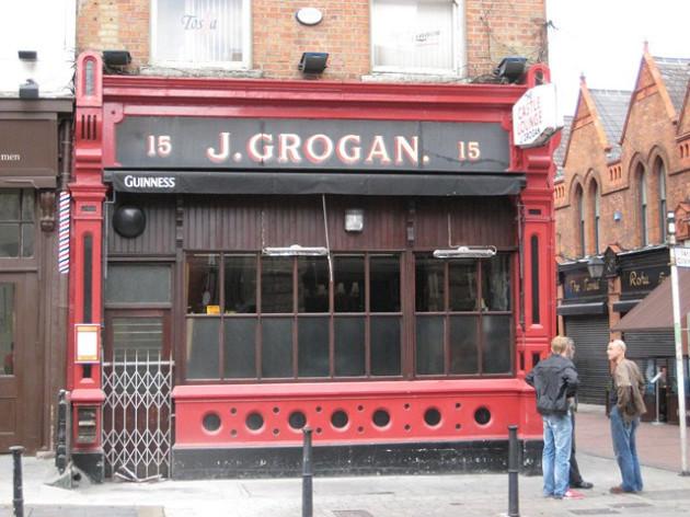 J. Grogan pub (Dublin 2009)