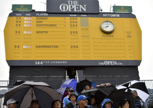 Golf - The Open Championship 2015 - Day Five - St Andrews