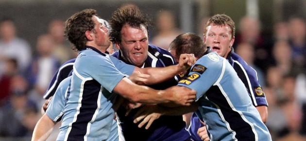 Owen Finnegan with Nick MacLeod and Gareth Williams 16/9/2006