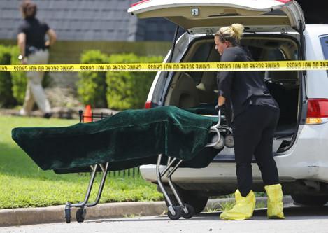 Oklahoma Deaths