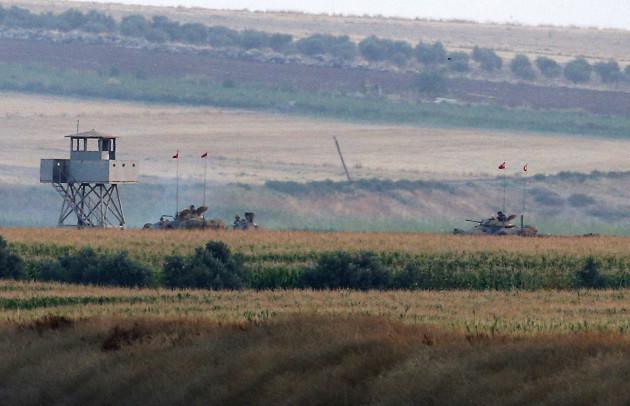 Turkey Syria Attack
