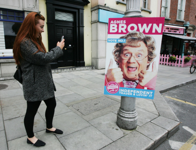 22/5/2014 Election Posters