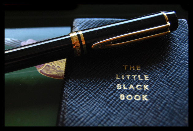 the little black book