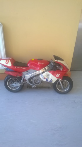 Fila West Motor Bike