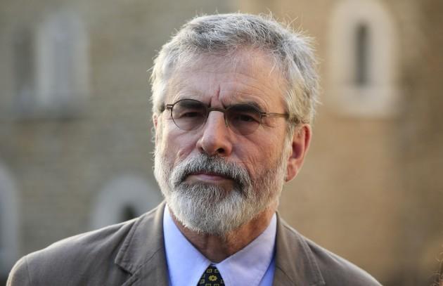 Sinn Fein politicians visit Westminster