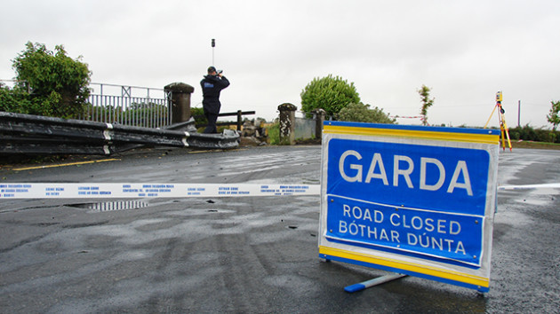 Emergency Times Athy Canal Incdent Garda Road closed