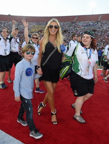 Special Olympics World Summer Games - Opening Ceremony