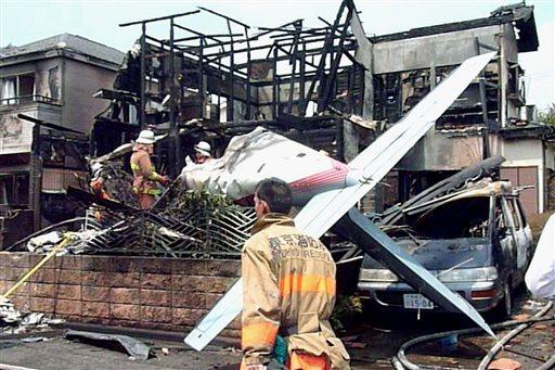 Japan Plane Crash