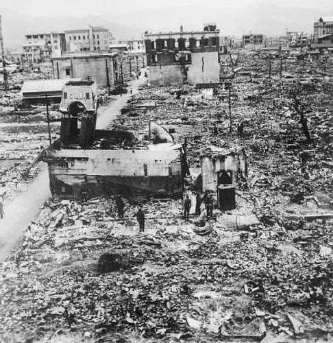 Higher English Reflective Essay The Ruins Of Hiroshima After The Bomb Attack  Help With Essay Papers also Essays Topics In English It Has Been  Years Since  People Were Killed In Less Than A  Essay Paper Writing Services
