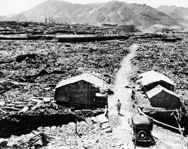 Nagasaki death toll