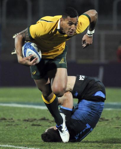 Argentina Australia Rugby Championship