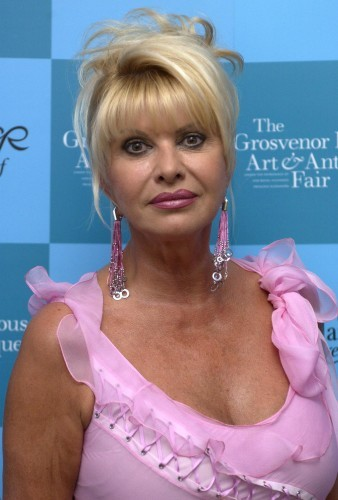 Ivana Trump - Grosvenor House Art & Antiques