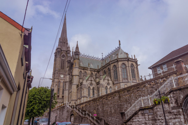 St. Colman's Cathedral is a Roman Catholic Cathedral located in Cobh, Ireland