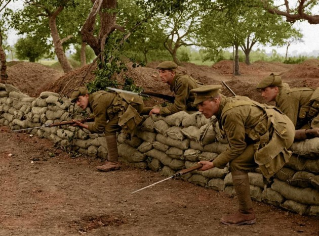 trench-warfare-was-one-of-the-hallmarks-of-world-war-i