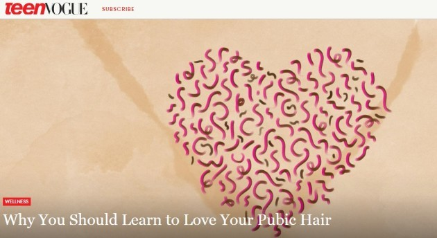 Womens Pubic Hair Styles: Pubic Hair Is Back In Fashion, And There Is A Backlash