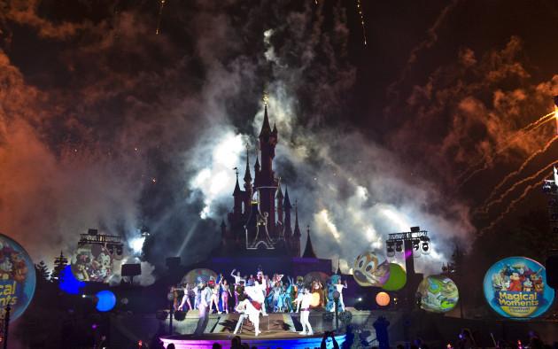 Magical Moments Festival at Disneyland Resort Paris - Marne-La-Vallee