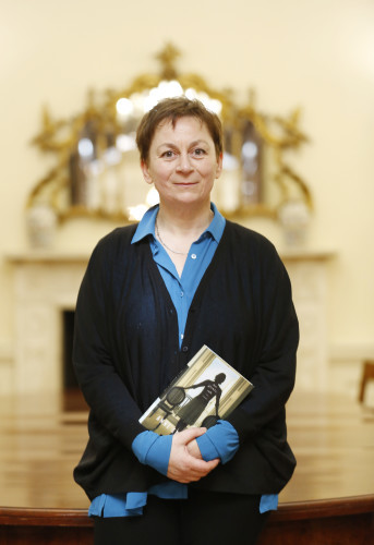 4/2/2015. Irish Writers Anne Enright