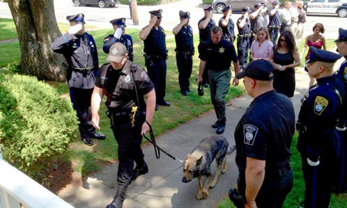 police-dog-salute-send-off