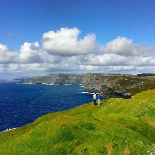 #beautiful #cliffsofmoher #ireland