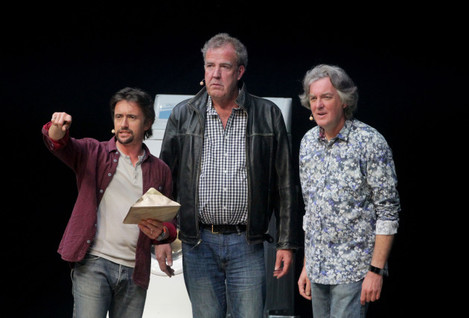 Clarkson, Hammond and May Live - Belfast