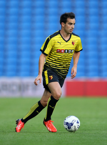 Soccer - Pre-Season Friendly - Cardiff City v Watford - Cardiff City Stadium
