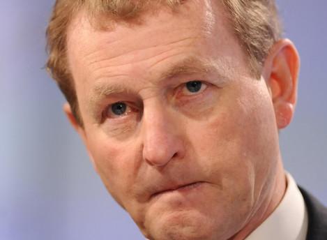 Taoiseach Enda Kenny visit UK