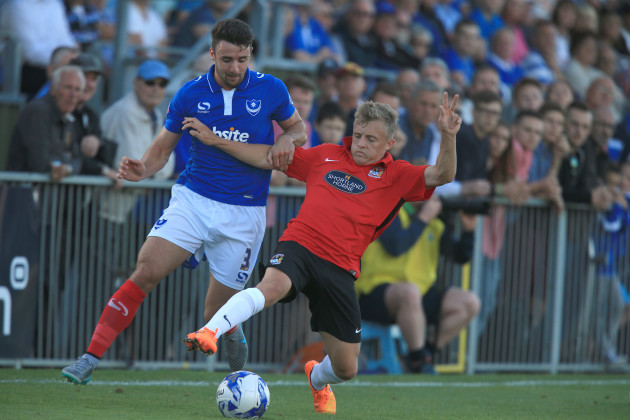 Soccer - Pre Season Friendly - Portsmouth v Coventry City - Havant and Waterlooville