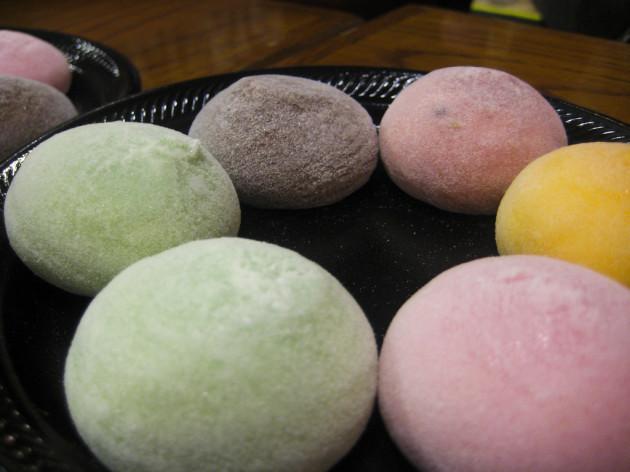 Bubbies Homemade Desserts - Mochi