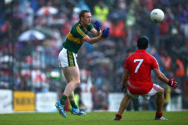 Colm Cooper in action