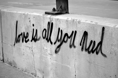 love is all you need b w by demolishun-d3gj2st