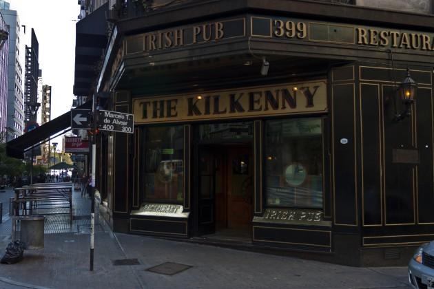 The_Kilkenny_Irish_Pub,_Buenos_Aires