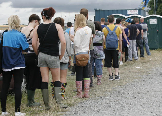11/7/2009 Oxegen Music Festivals