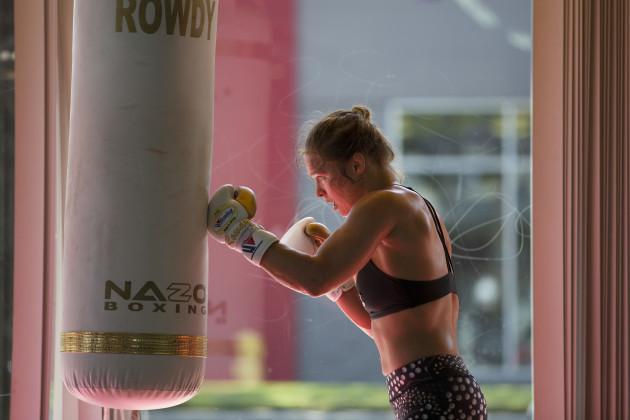 UFC Rousey Brazil