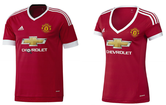 760b9ede10a Are Man United's new women's jerseys sexist? · The42