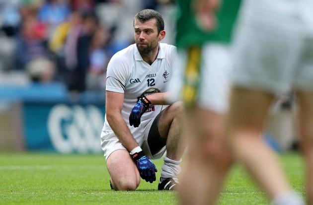 Padraig O'Neill dejected