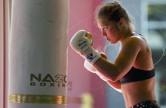 Film-Ronda Rousey