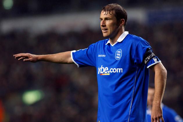 Soccer - FA Barclays Premiership - Liverpool v Birmingham City