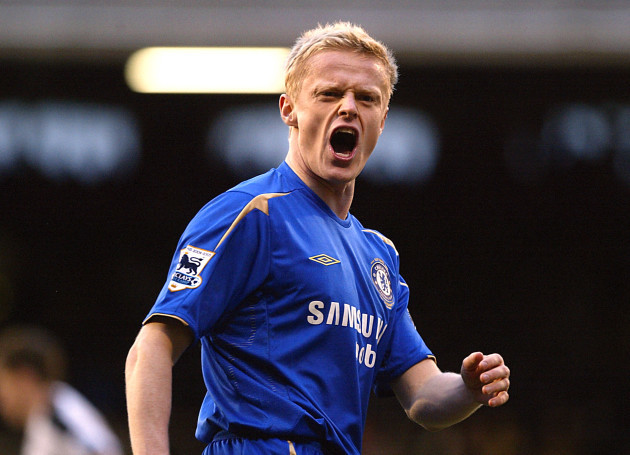 Soccer - FA Barclays Premiership - Fulham v Chelsea - Craven Cottage