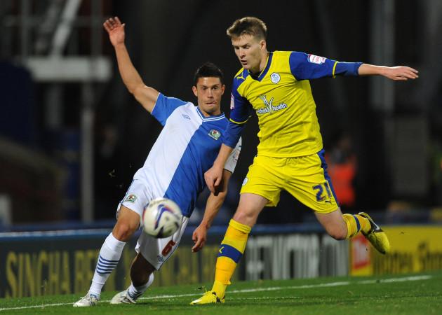 Soccer - npower Football League Championship - Blackburn Rovers v Sheffield Wednesday - Ewood Park